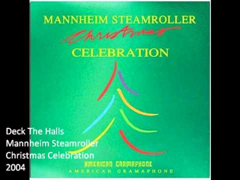 Deck The Halls - Mannheim Steamroller - YouTube