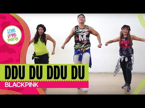 Ddu-du Ddu-du By Blackpink | Live Love Party™ | Zumba® | Dance Fitness | Choreography By Jigs