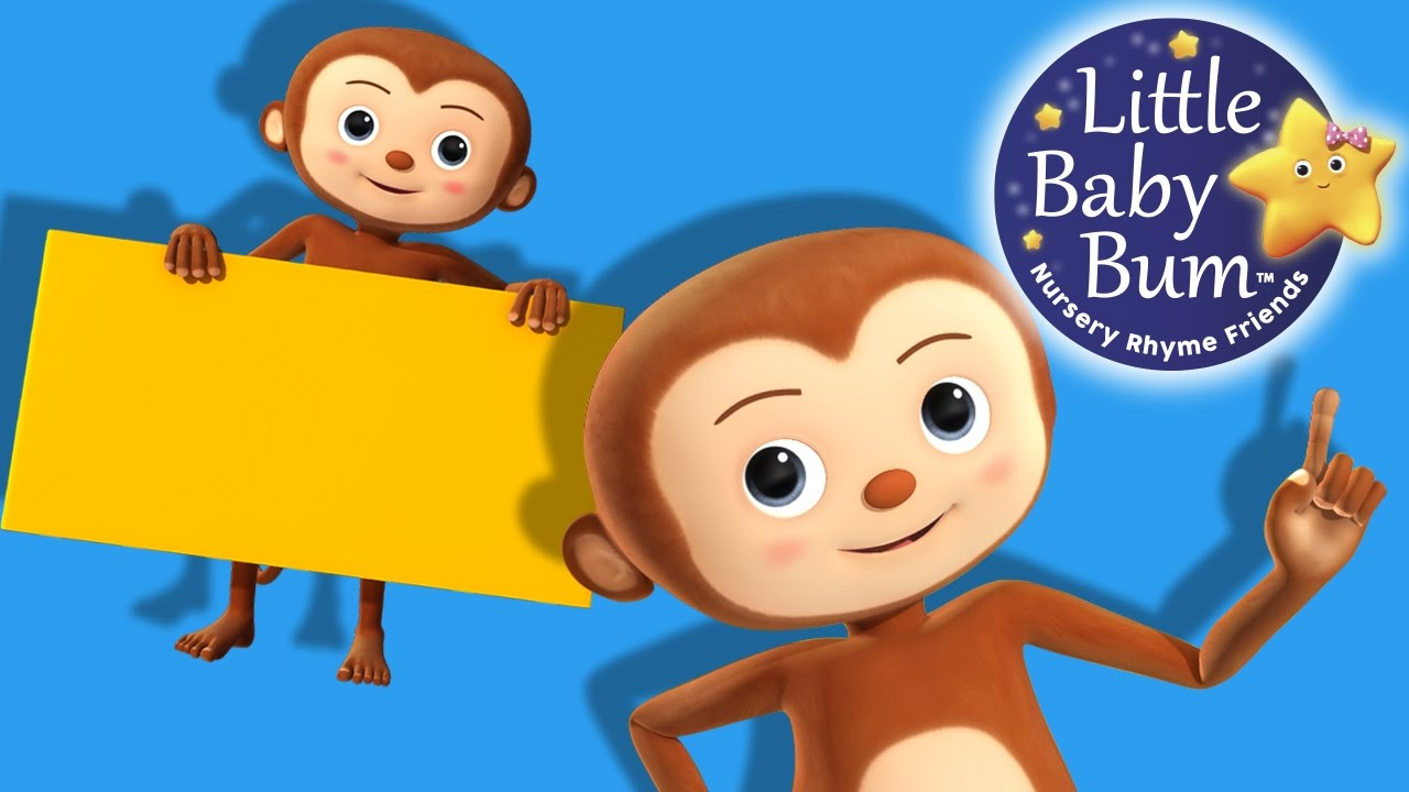 Little Baby Bum Shapes Songs Nursery Rhymes For Babies