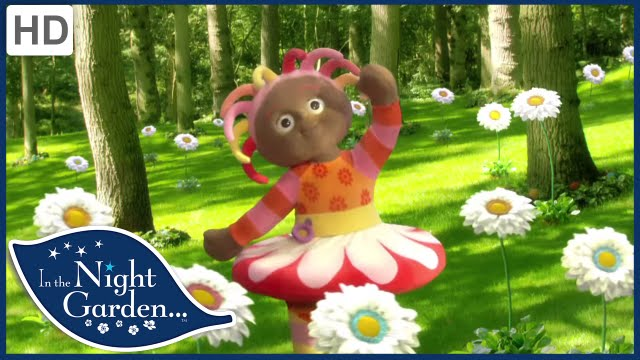 In the Night Garden Upsy Daisy Dances with the HaaHoos  YouTube