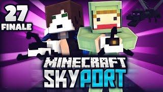 DAS ENDE - Minecraft SkyPort #27 | ungespielt