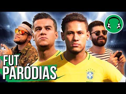 ♫ TIPOS DE JOGADORES DE VIDEO GAME | FutParódias