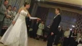 перший танець - Олеся і Роман