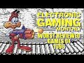 Electronic Gaming Monthly's Worst Reviewed Games of 1996 | Defunct Games