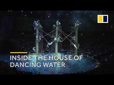 Macau travel 2018: House of Dancing Water performer on challenges involved in the show