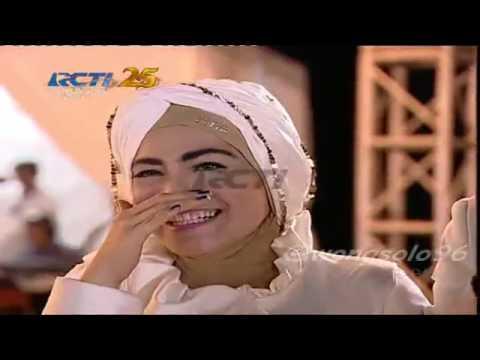 Raffi Ahmad duet Nagita Slavina Lagu Kamulah takdirku | KamulahTakdirkuBali | LIVE