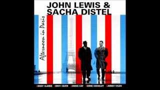 John Lewis & Sasha Distel - I Cover The Waterfront - Paris, ...