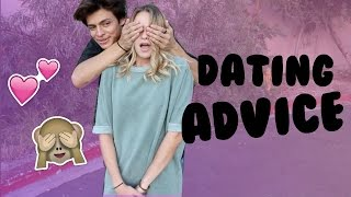 HOW TO TALK TO YOUR CRUSH ft. Dylan Jordan// Back to School Dating Advice