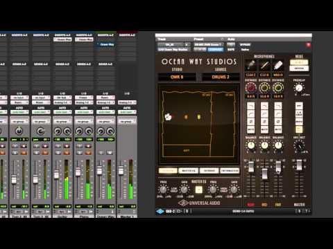 Review of UAD Ocean Way Studios - Show And Tell