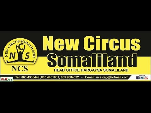 NEW CIRCUS SOMALILND FILM drama HIV/AIDS awareness