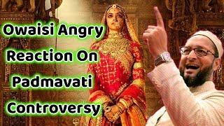 Do Not Watch Padmavat Movie: Asaduddi Owaisi | Aasduddin Owaisi Warangal Speech