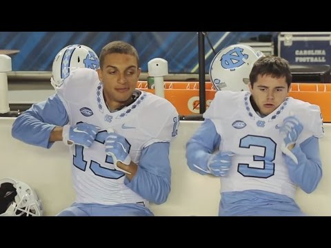 UNC Football: Ryan Switzer - Lean,