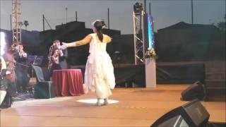 Isabel González y el bolero el Mar y el Cielo
