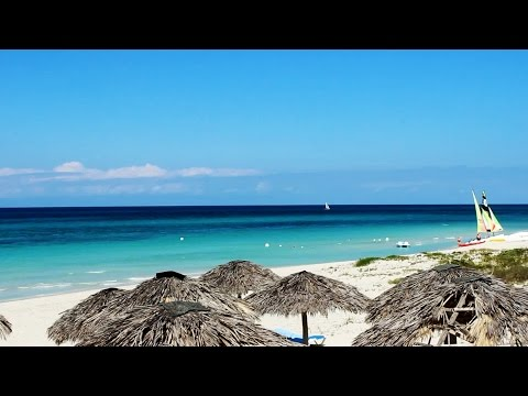 Beautiful Varadero Beach Cuba