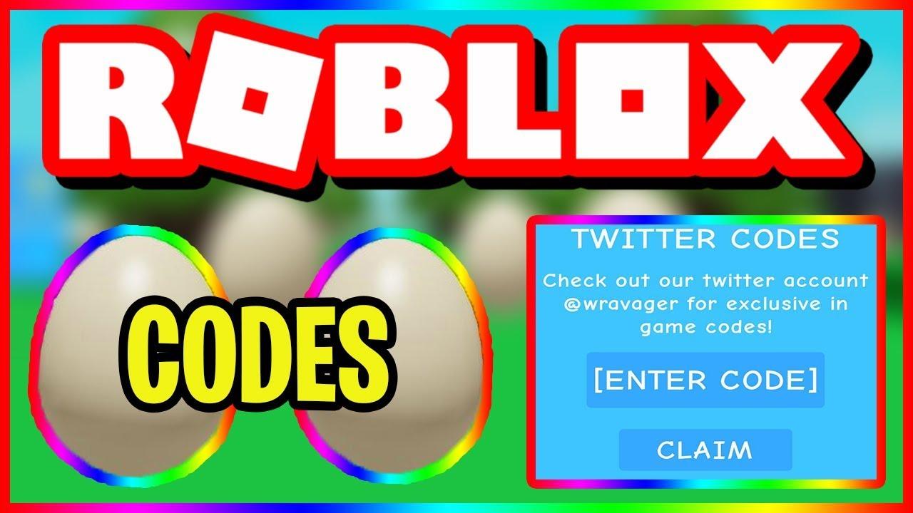 Roblox Egg Simulator Codes Youtube