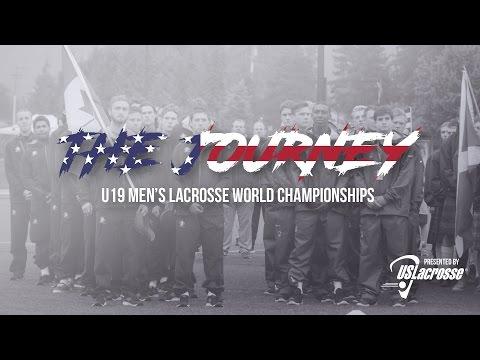 The Journey Ep 1 | U19 Men's Lacrosse World Championships