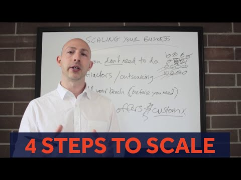 4 Steps to Scale Your Consulting Business