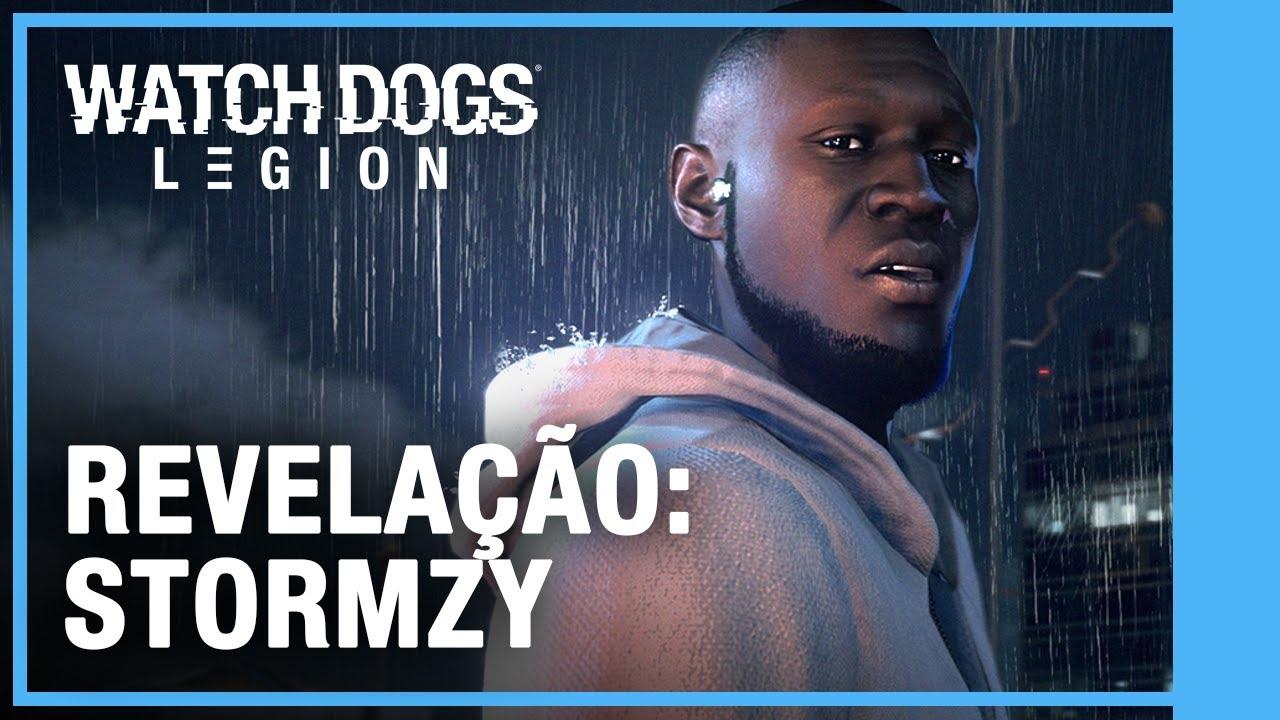 Watch Dogs: Legion x Stormzy - Trailer de revelação