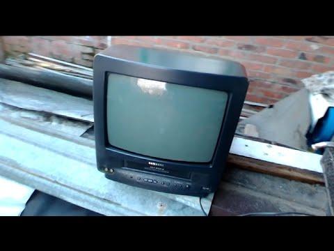 Ремонт телевизоров из мусорки