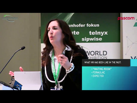 Kamailio World 2017: Why IVR Is Essential To RTC