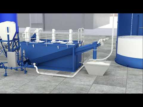 Techmatic Lime Slaking And Lime Dosing Plants