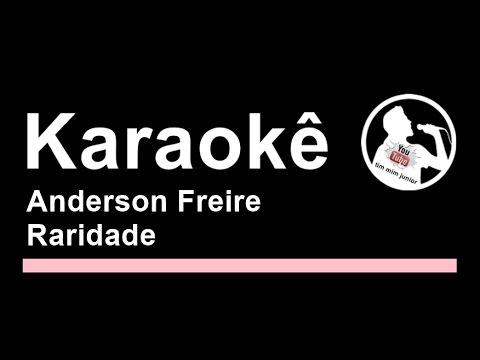 Anderson Freire Raridade