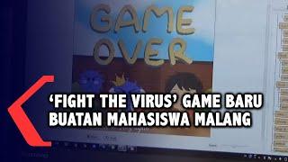 Edukasi Covid-19 Dengan Game 'Fight The Virus'