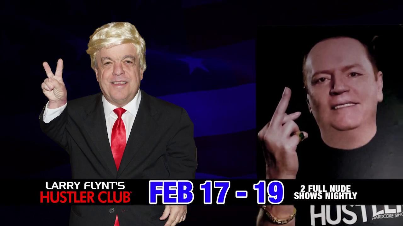 ABIGAIL: Larry flint hustler club balyimore