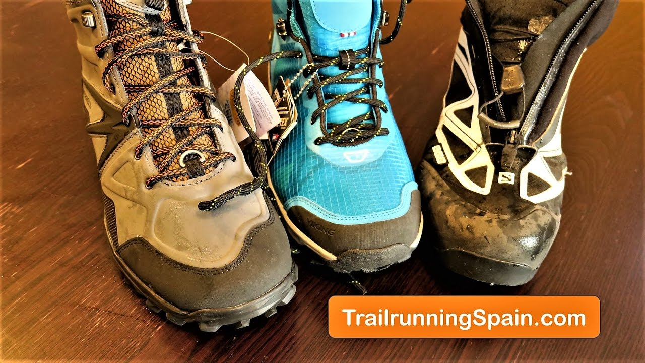 Goretex boots: How to choose them. Salomon, Merrell & Viking comparison by Mayayo