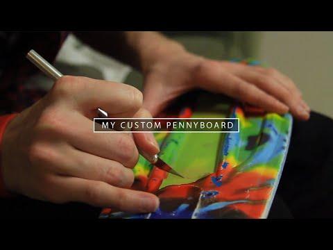 My Custom Penny Board
