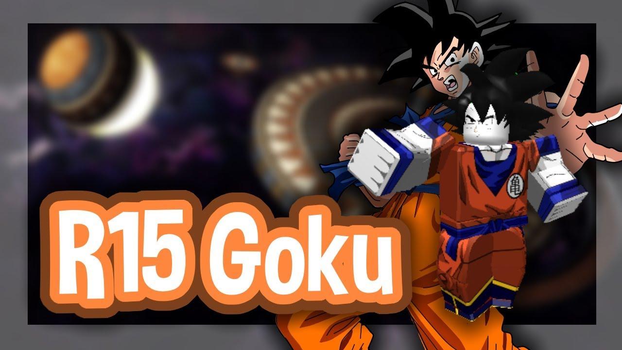 Roblox Script Showcase Episode#1135/Venturiansonic's R15 Goku