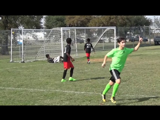 H-Town Soccer Academy videos