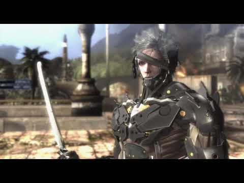Metal Gear Rising: Part 2- No animals were harmed in the making of the this video