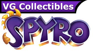 Spyro The Dragon - Video Game Merchandise ★ VGC