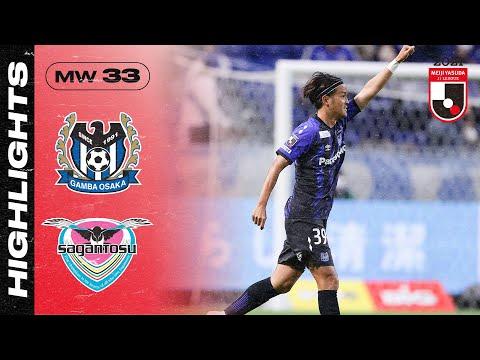 G-Osaka Sagan Tosu Goals And Highlights