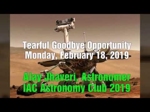 Astronomy Quiz of the Week, Aqow, February 18, 2019