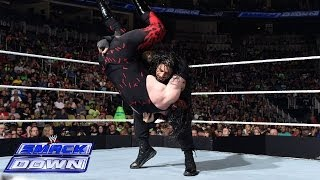 Roman Reigns vs. Kane: SmackDown, June 27, 2014 thumbnail