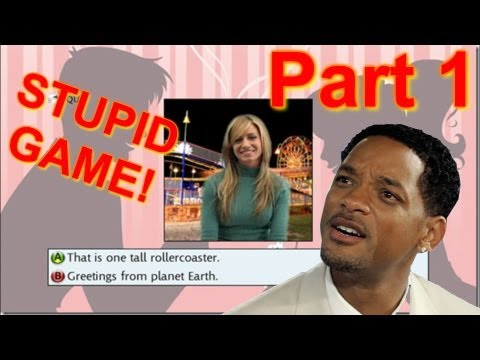 Don'T Be Nervous Talking 2 Girls A.k.a. THE MOST STUPID GAME EVER!!!!! (Part 1)