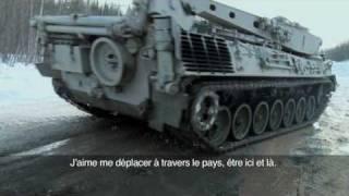 les forces armes canadiennes un entranement  vie