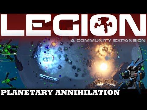 3 VS Me - Planetary Annihilation: Titans