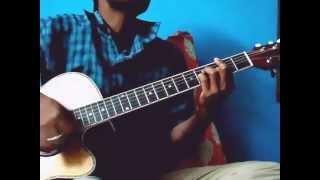 Tu Hi Haqeeqat - Guitar