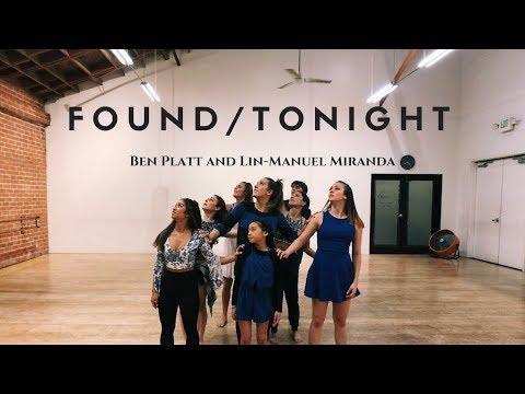 Found/Tonight LIN-MANUEL MIRANDA & BEN PLATT