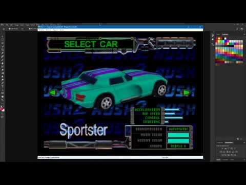 Vamo jogar Rush e Top Gear Overdrive