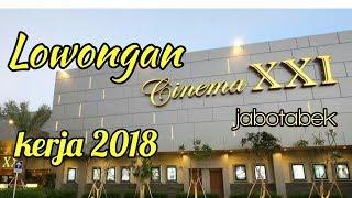 Lowongan Kerja Di Bioskop XXI 2017 (PT. Nusantara Sejahtera Raya )