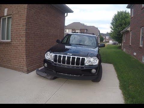 2005 Jeep Grand Cherokee Not Starting
