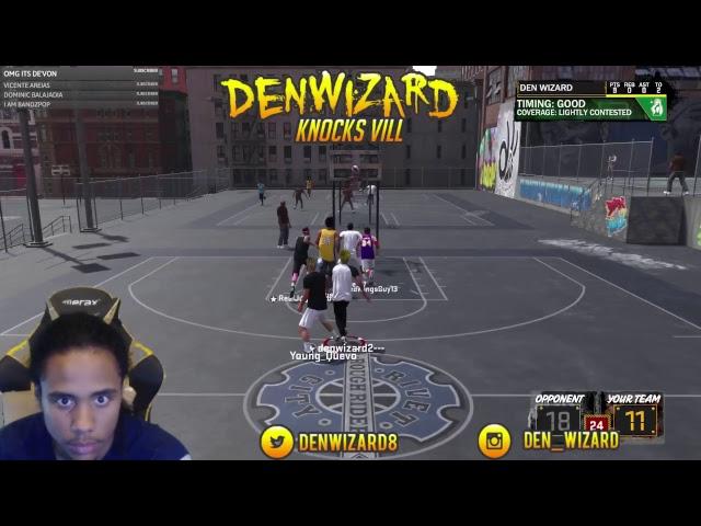 NBA 2K18 (видео)