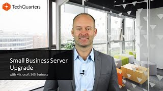 Microsoft 365 Business - Small Business Server