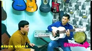 Resul Geldiyew - Ejem 2021 Turkmen gitara 2021