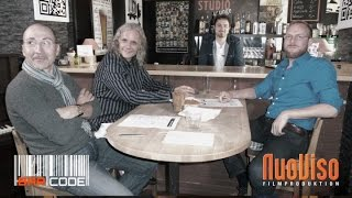 BarCode mit Alexander Wagandt und Robert Stein