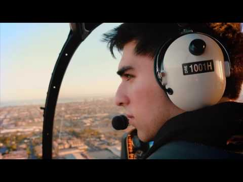 Anthelion Helicopters - Long Beach Aerial Photography Flight